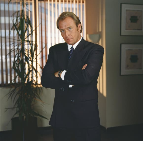 """Corbin Bensen played the role of """"Arnold Becker"""" on L.A. Law"""