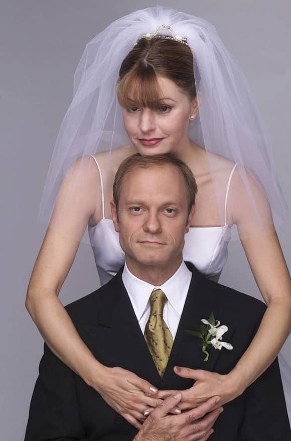 "David Hyde Pierce played the role of ""Dr. Niles Crane"", ""Frasier's"" brother."
