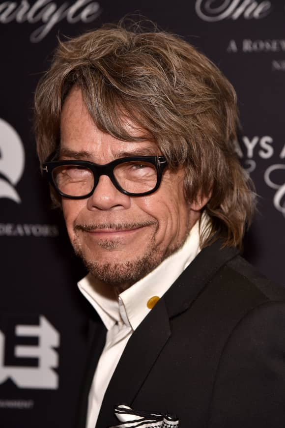 David Johansen, also known as Buster Poindexter, at at the premiere of Good Deed Entertainment's 'Always At The Carlyle'.