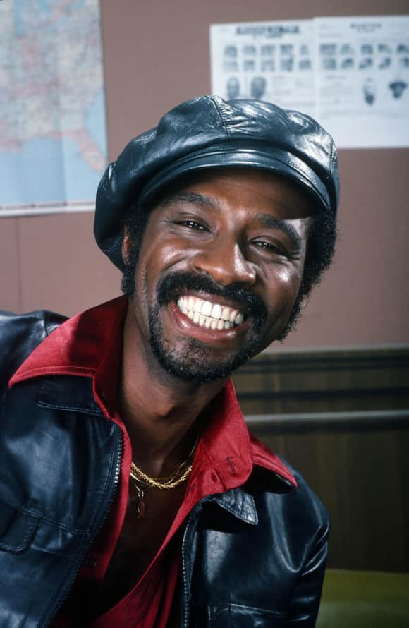 """Hill Street Blues """"Det. Neal Washington"""" was played by Taurean Blacque"""