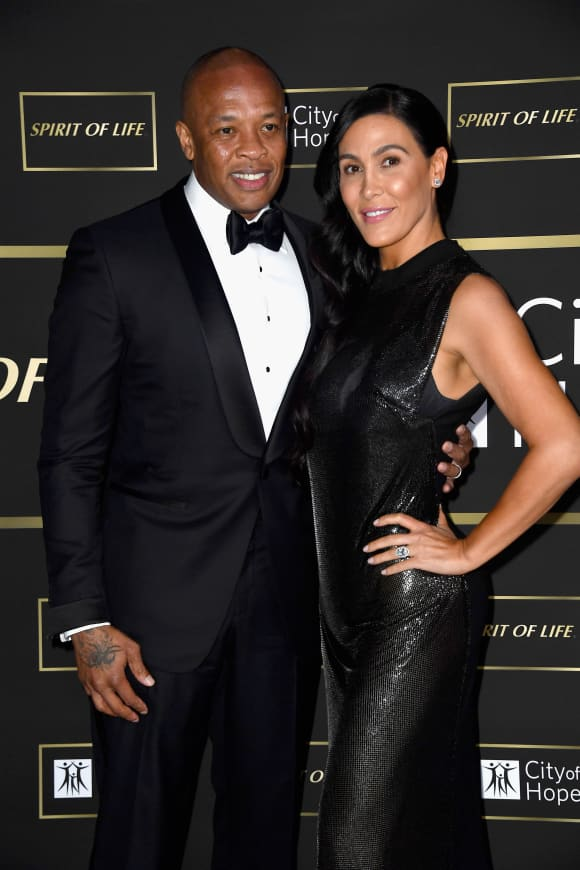 Dr. Dre and Nicole Young are getting a divorce after 24 years of marriage