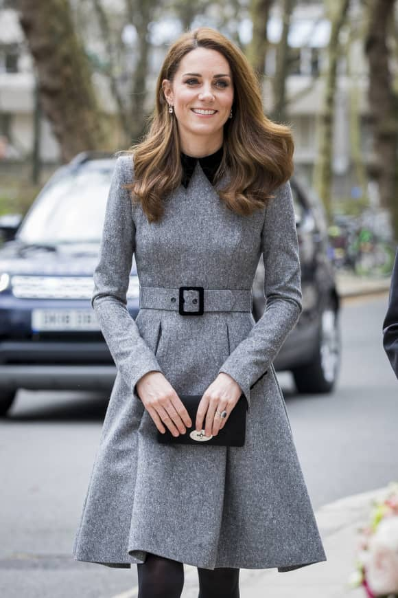 Duchess Catherine royal engagement in March