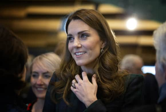 Duchess Kate in Dundee, Scotland