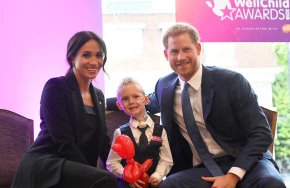 Duchess Meghan and Prince Harry 2018