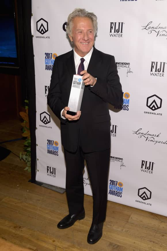 Dustin Hoffman at the 2017 Gotham Awards