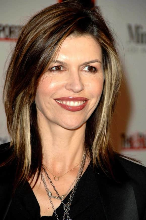 "Finola Hughes played ""Patty"" on Charmed."