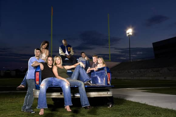 Friday Night Lights, Cast