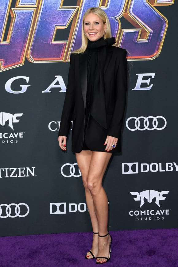 Gwyneth Paltrow at the Avengers: Endgame Premiere