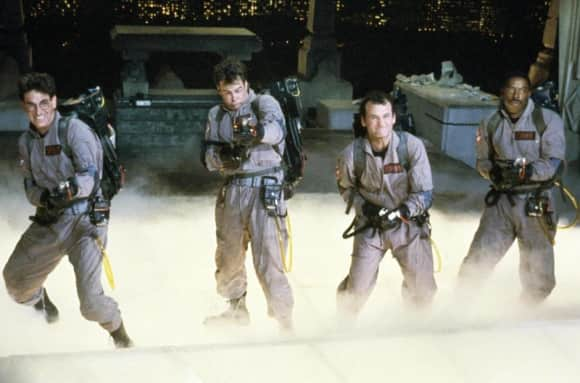 """The unforgettable """"Ghostbusters"""""""