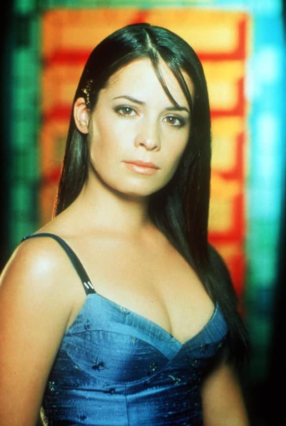 Holly Marie Combs appeared in every episode of Charmed.