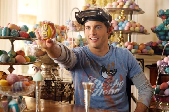 James Marsden stars in the 2011 film Hop