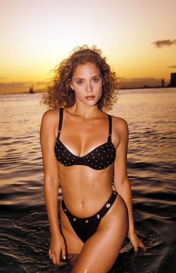 Elizabeth Berkley from Saved By The Bell