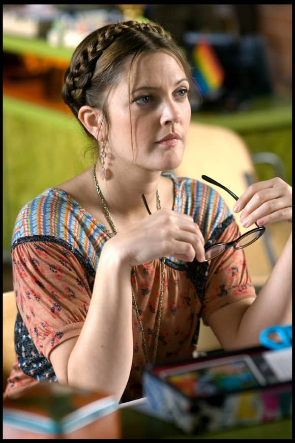 Drew Barrymore in the 2009 film, He's Just Not That Into You.