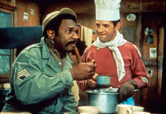 "Ivan Dixon played ""Staff Seargant James Kinchloe"" on Hogan's Heroes"