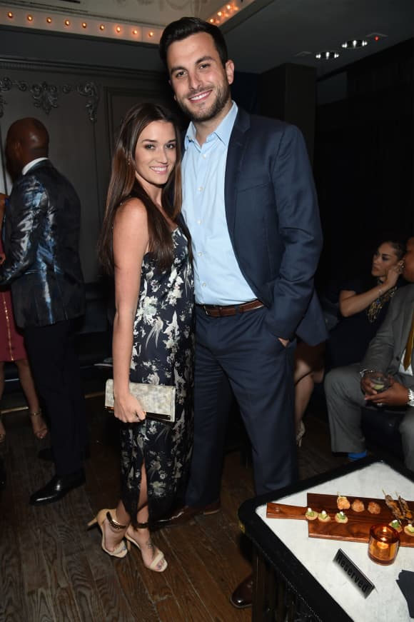 Jade Roper and Tanner Tolbert  Bachelor couples still together