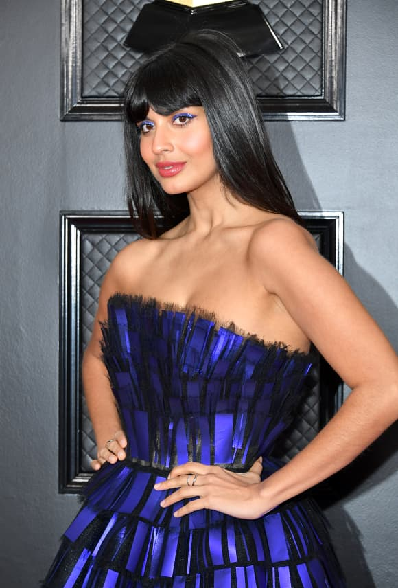 Jameela Jamil Refutes Claims from Critics Who Say She Has Munchausen Syndrome