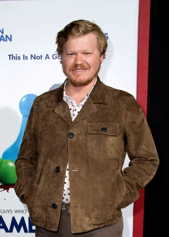 This is what Jesse Plemons looks like today.