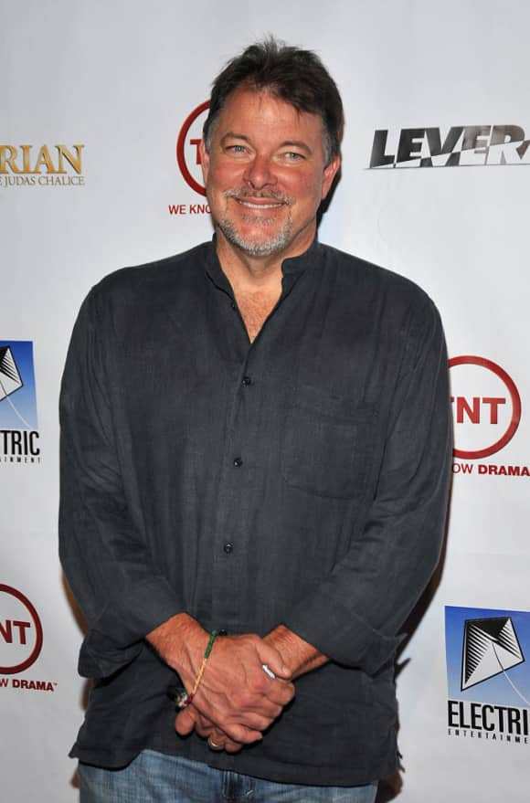 Jonathan Frakes today beyond belief