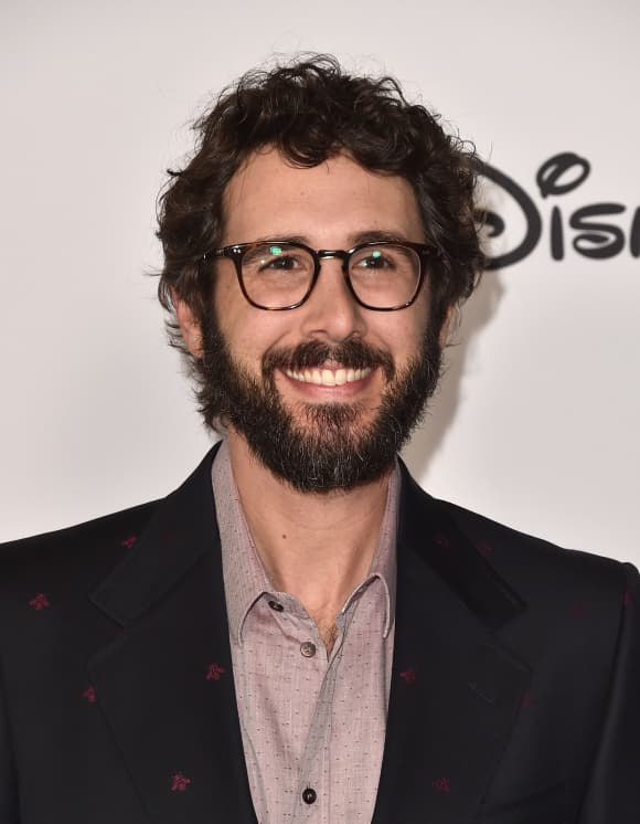 Josh Groban attends Mickey's 90th Spectacular on October 6, 2018, in Los Angeles, California.