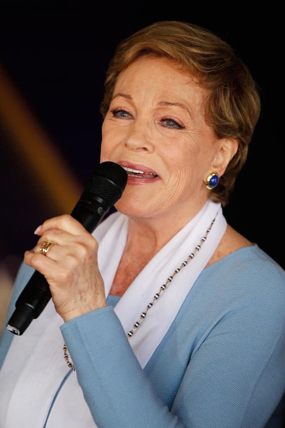 Julie Andrews in 2015