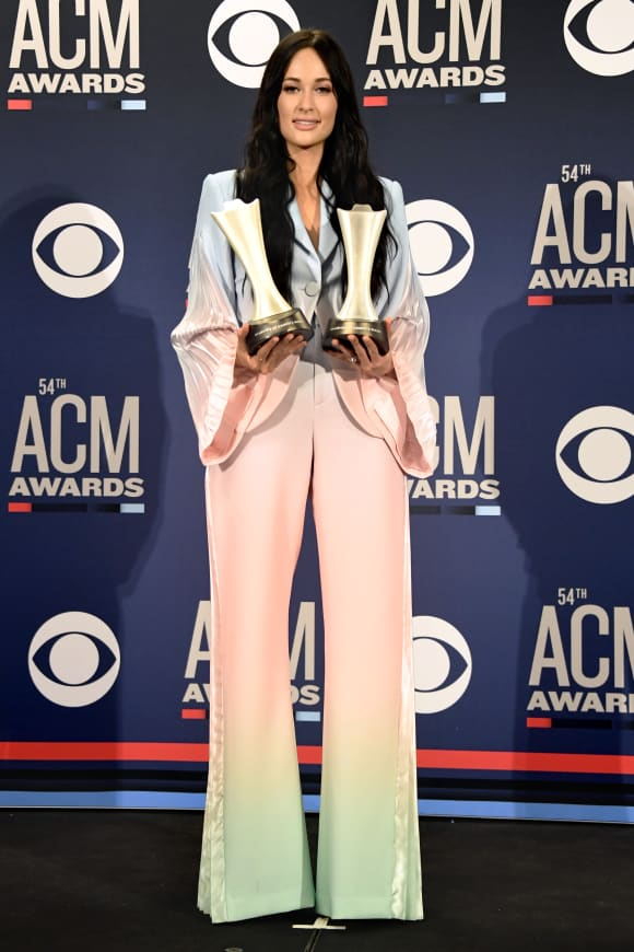 Kacey Musgraves at the 54th Academy of Country Music Awards
