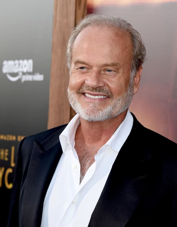 Kelsey Grammer today