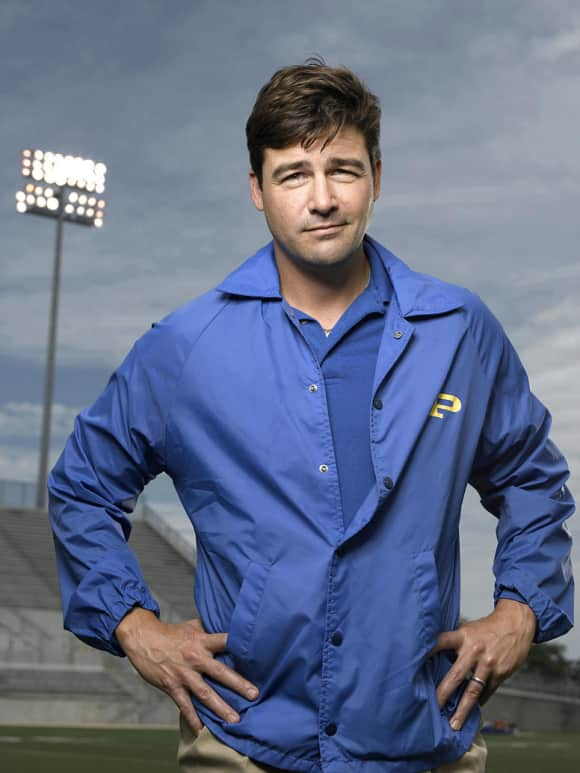 "Coach ""Eric Taylor"" (Kyle Chandler) was the heart and soul of Friday Night Lights."