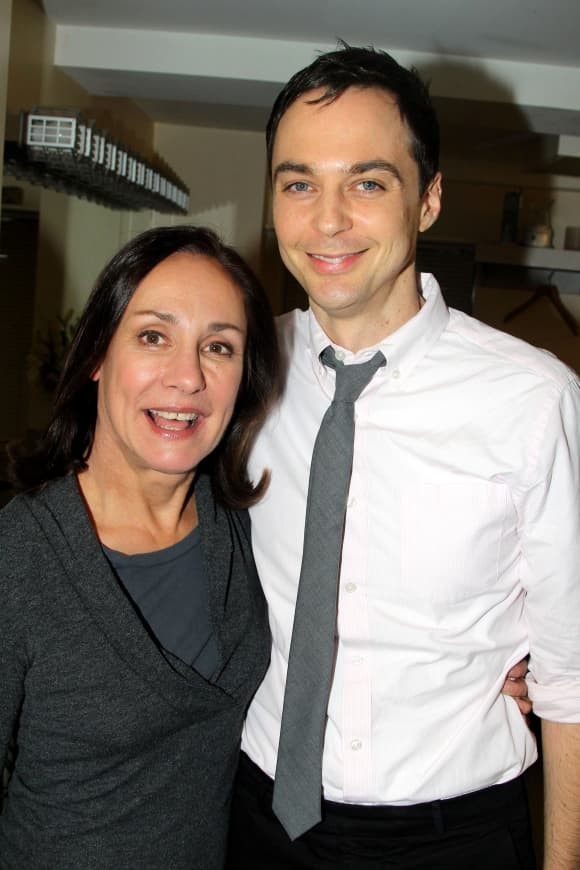 """Laurie Metcalf played """"Sheldon's"""" mother, """"Mary Cooper"""" on 'The Big Bang Theory'."""