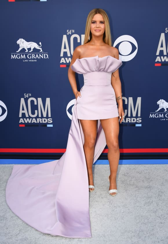 Maren Morris at the 54th Academy of Country Music Awards