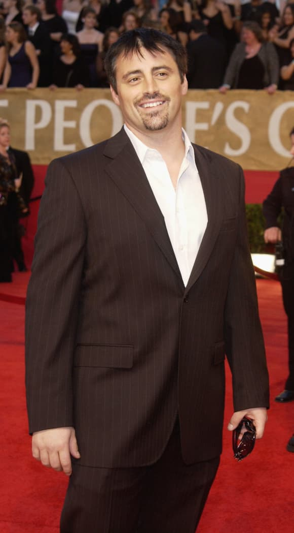 Matt LeBlanc at the 30th Annual People's Choice Awards in Pasadena, California, 2004.