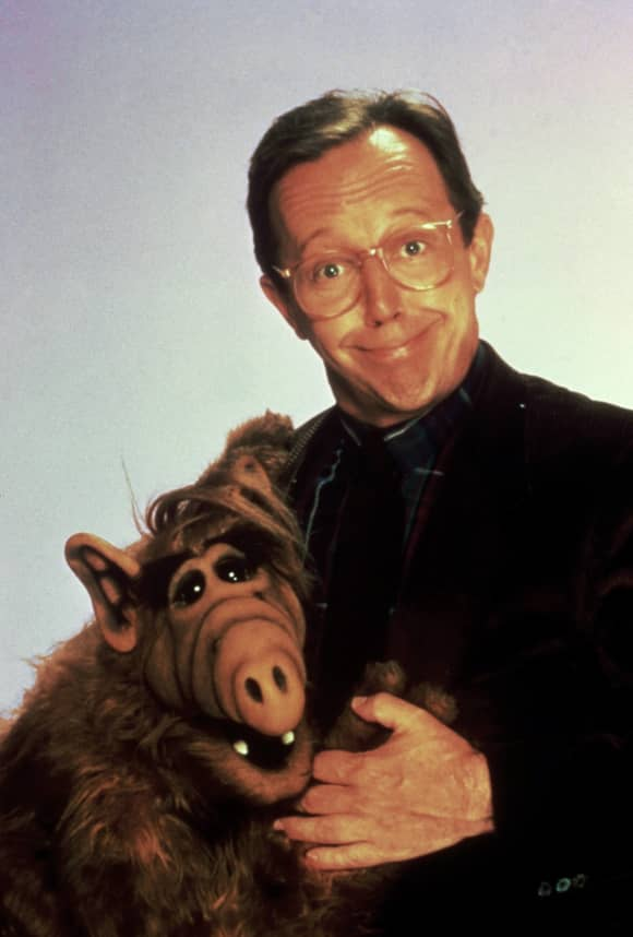 Max Wright in ALF