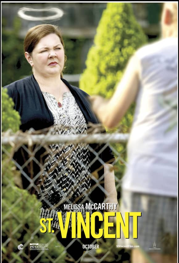 Melissa McCarthy in  'St. Vincent'