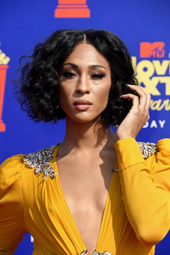 Mj Rodriguez at the 2019 MTV Movie & TV Awards
