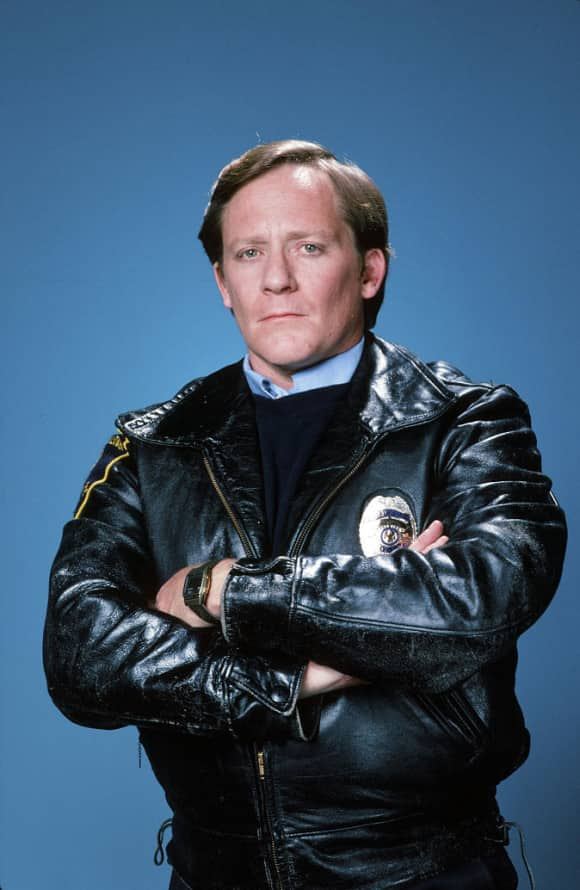 """Charles Haid played """"Officer Andrew Renko"""" on Hill Street Blues."""