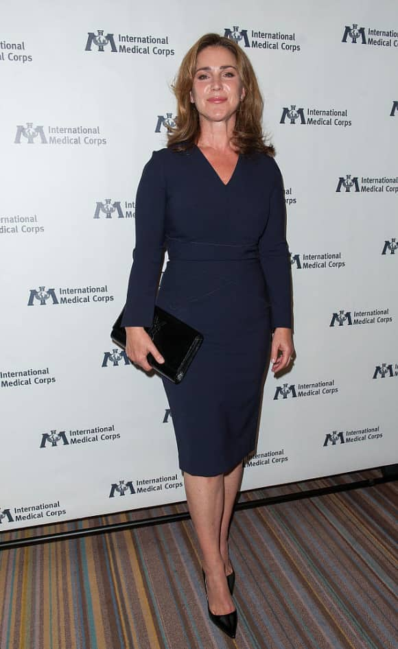 Peri Gilpin Today