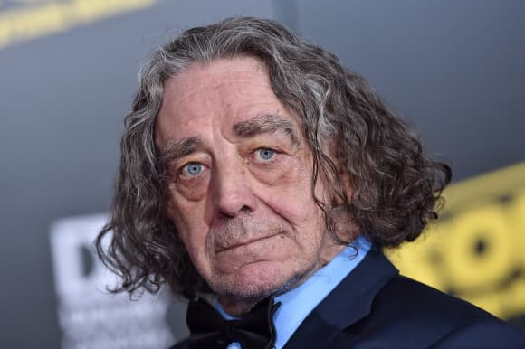 Actor Peter Mayhew at the premiere of Solo: A Star Wars Story in 2018.