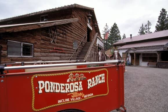 "The ""Ponderosa Ranch"" was a theme park in Nevada, which was open from 1967 until 2004."