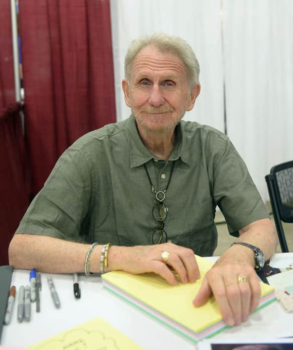 Rene Auberjonois today