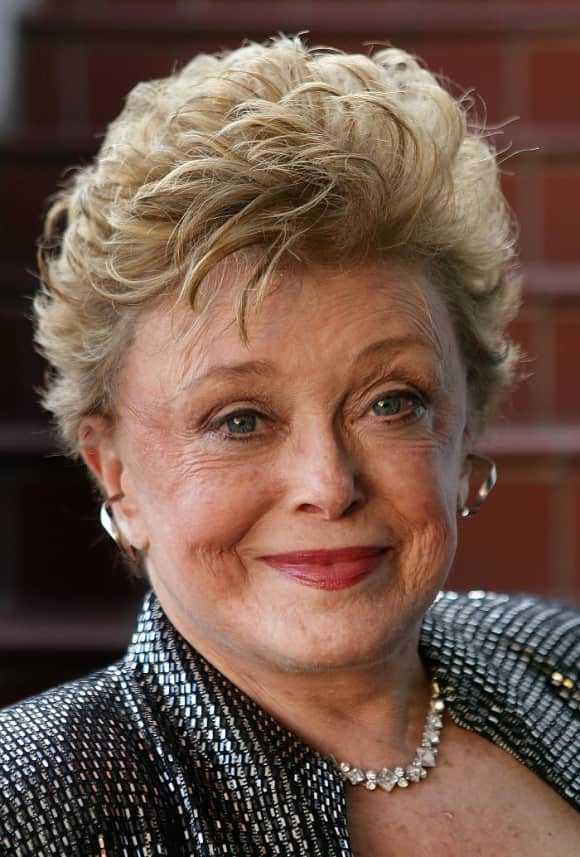 Rue McClanahan (Blanche Devereaux) died in 2010 at the age of 76.