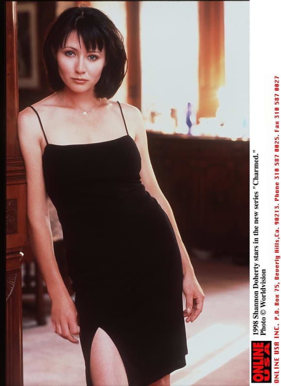 Shannen Doherty was given an insane amount of money per episode...