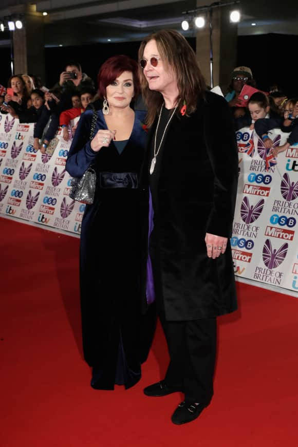 Sharon and Ozzy Osbourne are still together