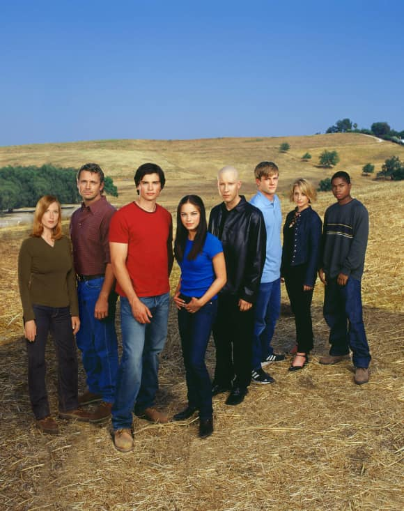The Smallville Cast