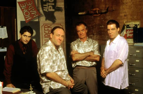 'The Sopranos' Cast: Now and Then