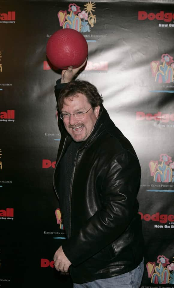 Stephen Root at the Dodgeball premiere in 2004