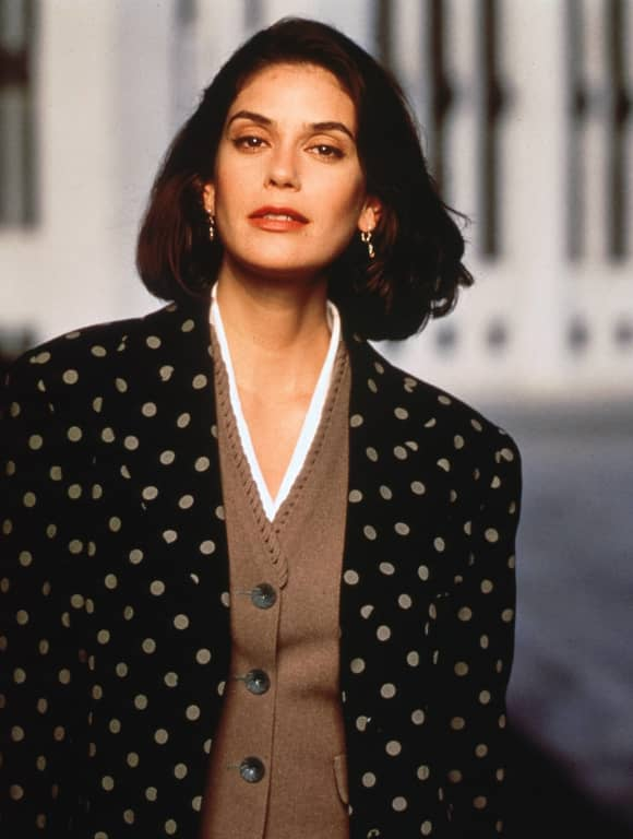 Teri Hatcher starred in 'Lois & Clark: The New Adventures of Superman'.