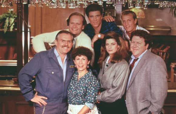 "The ""Cheers"" Cast"