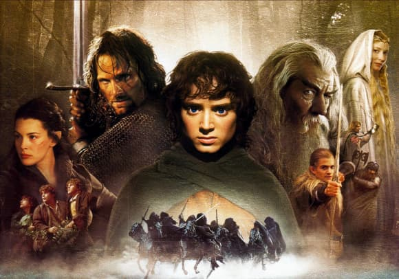 The Lord of the Rings Cast Then and Now
