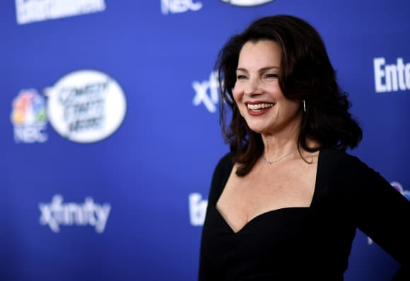 'The Nanny': Fran Drescher Reveals Donald Trump's Odd Request